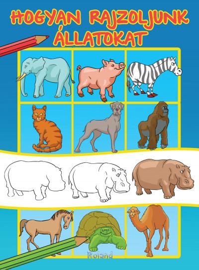 - Hogyan rajzoljunk állatokat