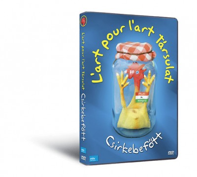 L'Art Pour L'Art Társulat - L'art Pour L'art - Csirkebefőtt - DVD