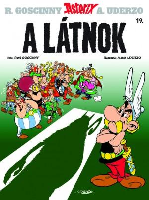 Ren� Goscinny - Asterix 19. - A l�tnok