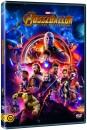 Anthony Russo - Joe Russo - Bosszúállók: Végtelen háború - DVD