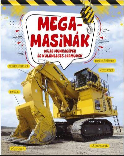 Kiss Csaba - Kissné Bodnár Erika - Szabó Zsolt - Megamasinák
