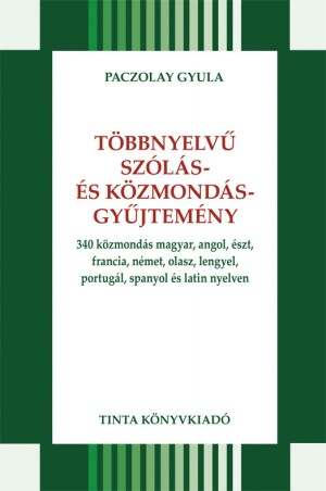 Paczolay Gyula - T�bbnyelv� sz�l�s- �s k�zmond�s gy�jtem�ny