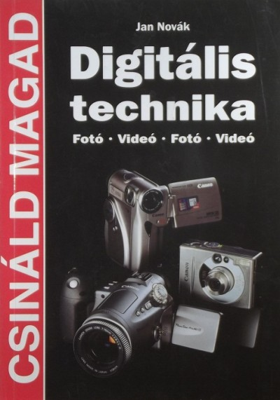 Jan Novák - Digitális technika
