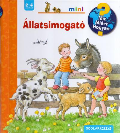 Anne Möller - Állatsimogató