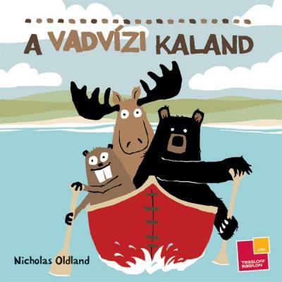 Nicholas Oldland - A vadvízi kaland