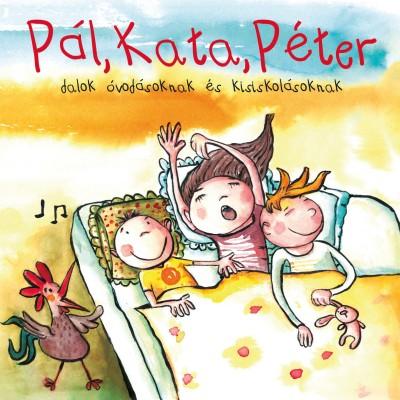 - Pál, Kata, Péter - CD
