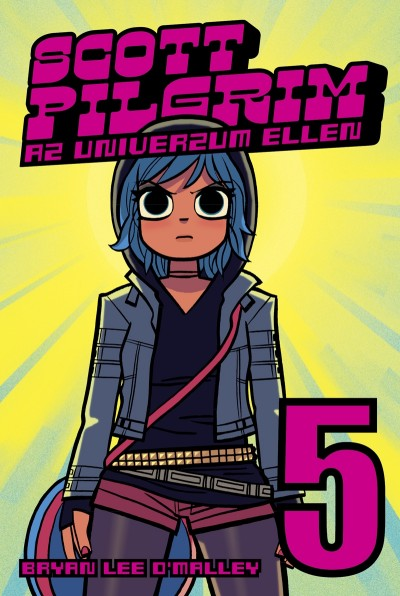 Bryan Lee O'Malley - Scott Pilgrim 5.