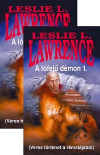 Leslie L. Lawrence - A lófejű démon 1-2.