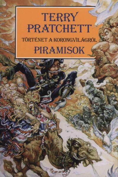 Terry Pratchett - Piramisok