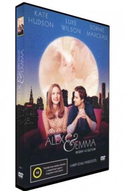 Rob Reiner - Alex és Emma - DVD