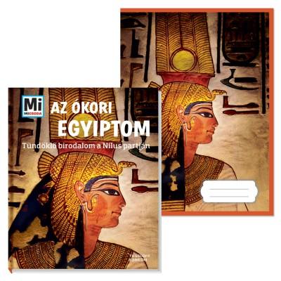 Az ókori Egyiptom - Tündöklő birodalom a Nílus partján + ajándék füzet ff9f6fe437