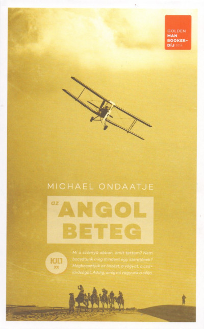 Michael Ondaatje - Az angol beteg