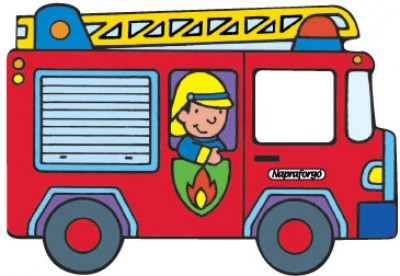 - Autókönyvek - Tűzoltó