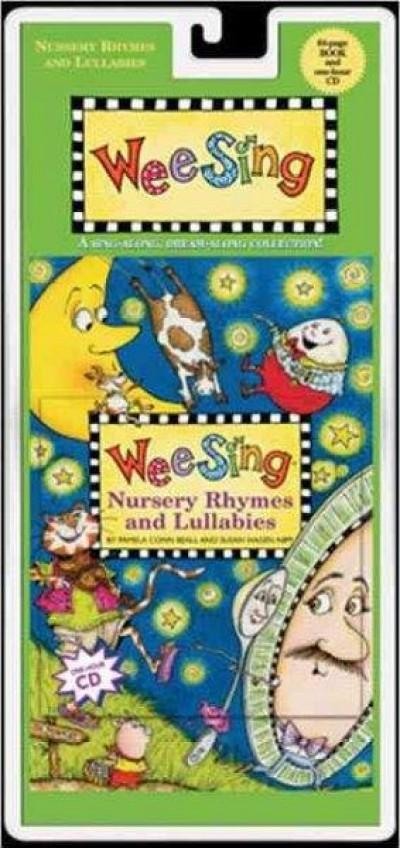 Pamela Conn Beall - Susan Hagen Nipp - Wee Sing Nursery Rhymes and Lullabies