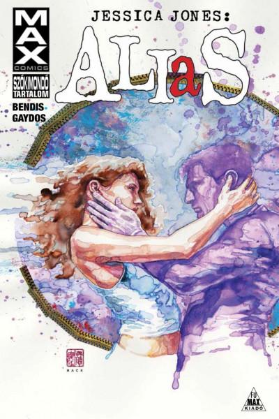 Brian Michael Bendis - Jessica Jones 3.: Alias