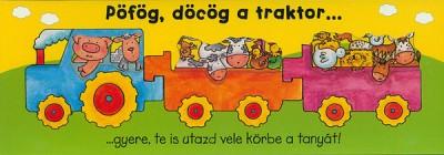 Fiona Hayes - Pöfög, döcög a traktor...