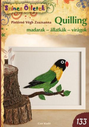 3fe4de9567 Pintérné Végh Zsuzsanna - Quilling