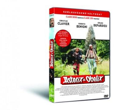 Claude Zidi - Asterix & Obelix 1 - DVD