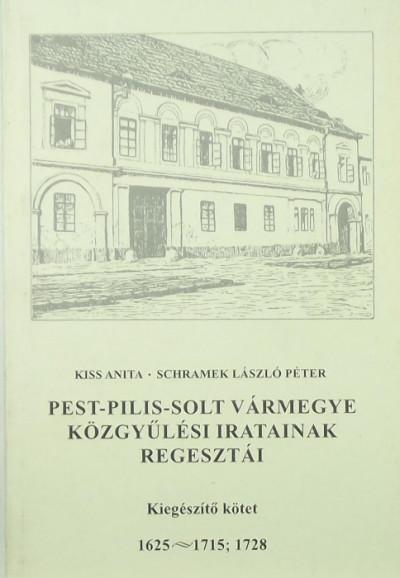 - Pest-Pilis-Solt vármegye közgyűlési iratainak regesztái