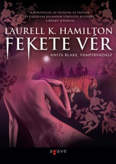 Laurell K. Hamilton - Fekete vér