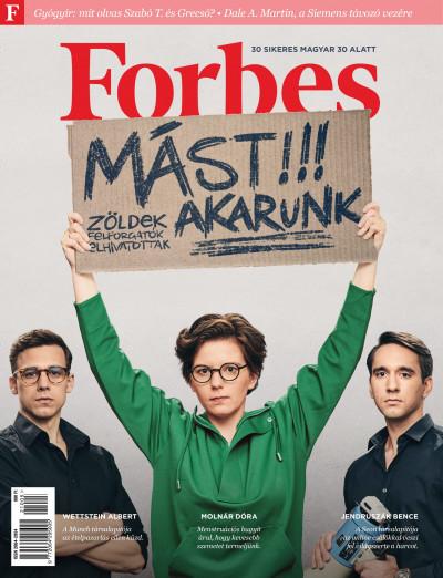 - Forbes - 2021. május