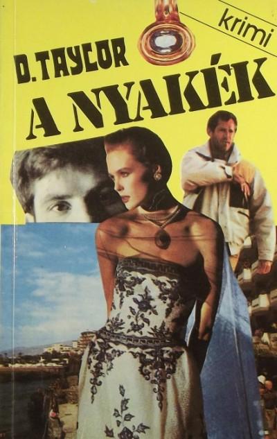 David Taylor - A nyakék