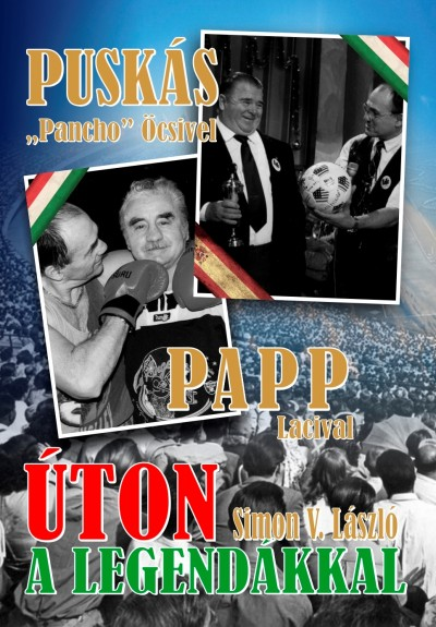 Simon V. László - Úton a legendákkal
