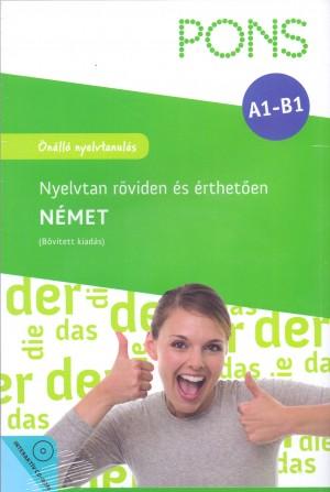Joachim Neubold - Heike Voit - PONS - Nyelvtan r�viden �s �rthet�en - N�met b�v�tett kiad�s CD-ROM-mal