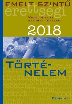Emelt szintű érettségi - Történelem 2018
