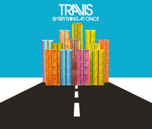 Travis - Everything At Once - CD