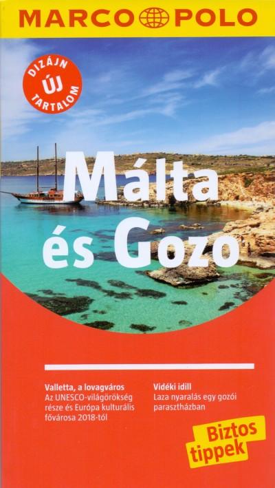 Klaus Bötig - Málta és Gozo - Marco Polo