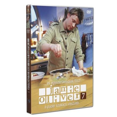 - Jamie Oliver: ... és egyszerűen csak főzz! 7. - DVD