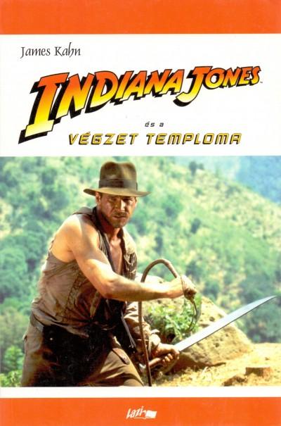 James Kahn - Indiana Jones és a végzet temploma