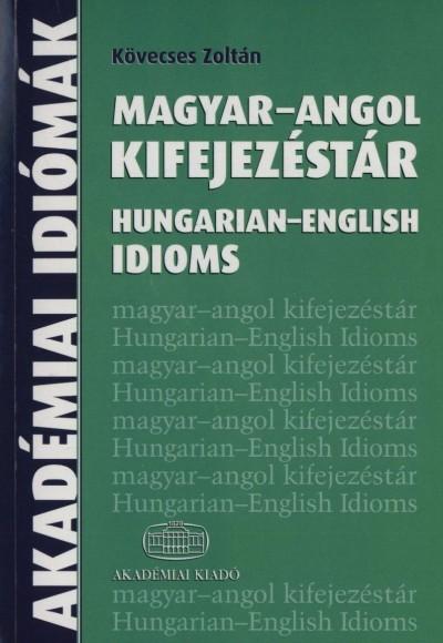 Kövecses Zoltán - Magyar-angol kifejezéstár