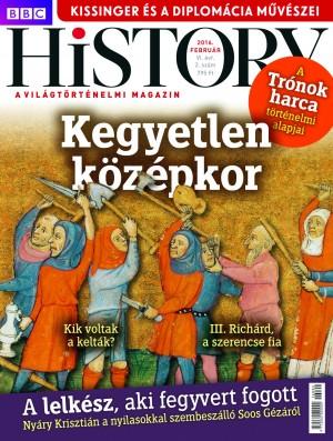 - BBC History VI. �vfolyam 2. sz�m - 2016. Febru�r