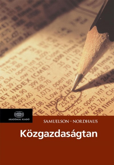 William D. Nordhaus - Paul Anthony Samuelson - Közgazdaságtan