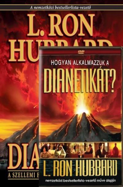 L. Ron Hubbard - Dianetika - könyv és DVD csomag
