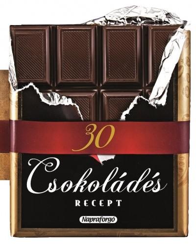 Mari Salinas  (Összeáll.) - 30 csokoládés recept