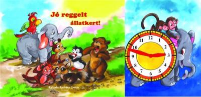 Juhász Magda - Jó reggelt állatkert!
