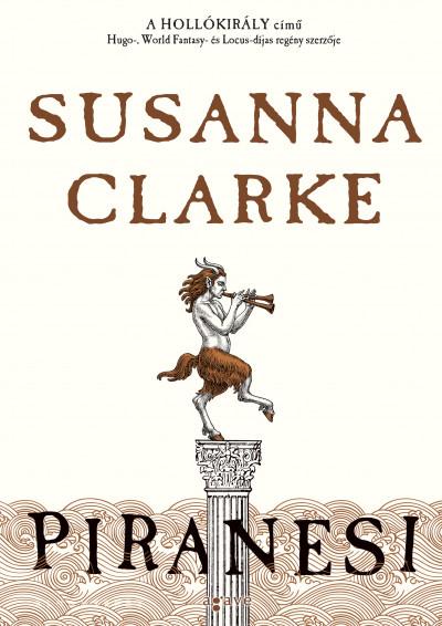Könyv: Piranesi (Susanna Clarke)