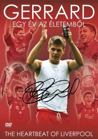 - Steven Gerrard: Egy év az életemből - DVD