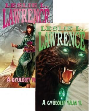 Leslie L. Lawrence - A gy�l�let f�ja I-II.