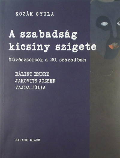 Kozák Gyula - A szabadság kicsiny szigete (dedikált)