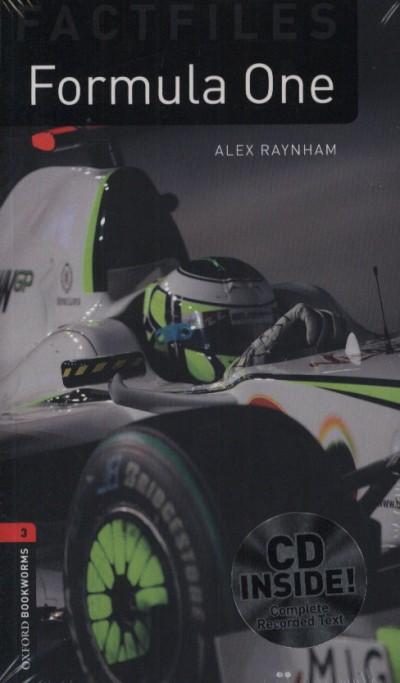 Alex Raynham - Formula One + CD