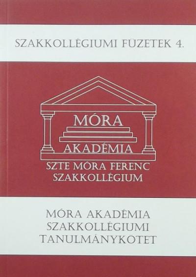 - Szakkollégiumi Füzetek 4.