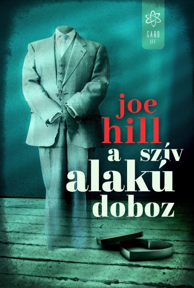 Joe Hill - A szív alakú doboz