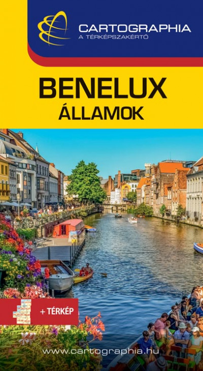 Imecs Orsolya - Török Orsolya - Benelux államok útikönyv