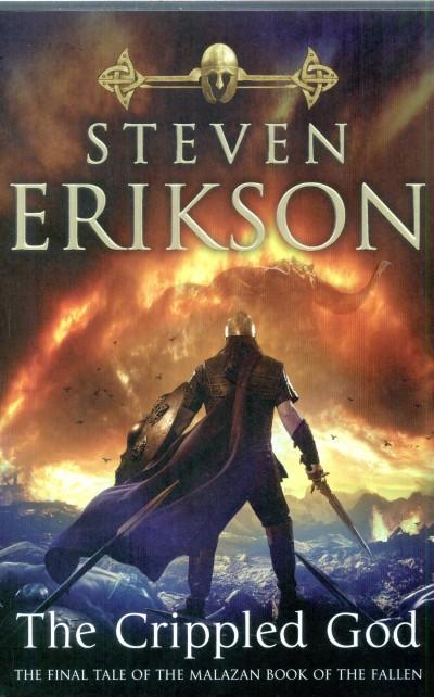 Steven Erikson - The Crippled God