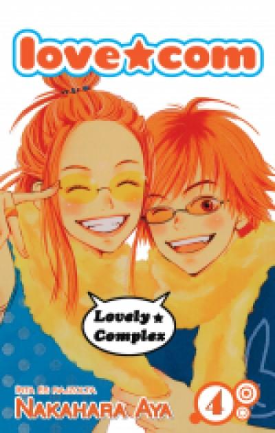 Nakahara Aya - Love.com 4 - Lovely Complex