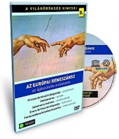 - A világörökség kincsei 08. -  Az európai reneszánsz - DVD